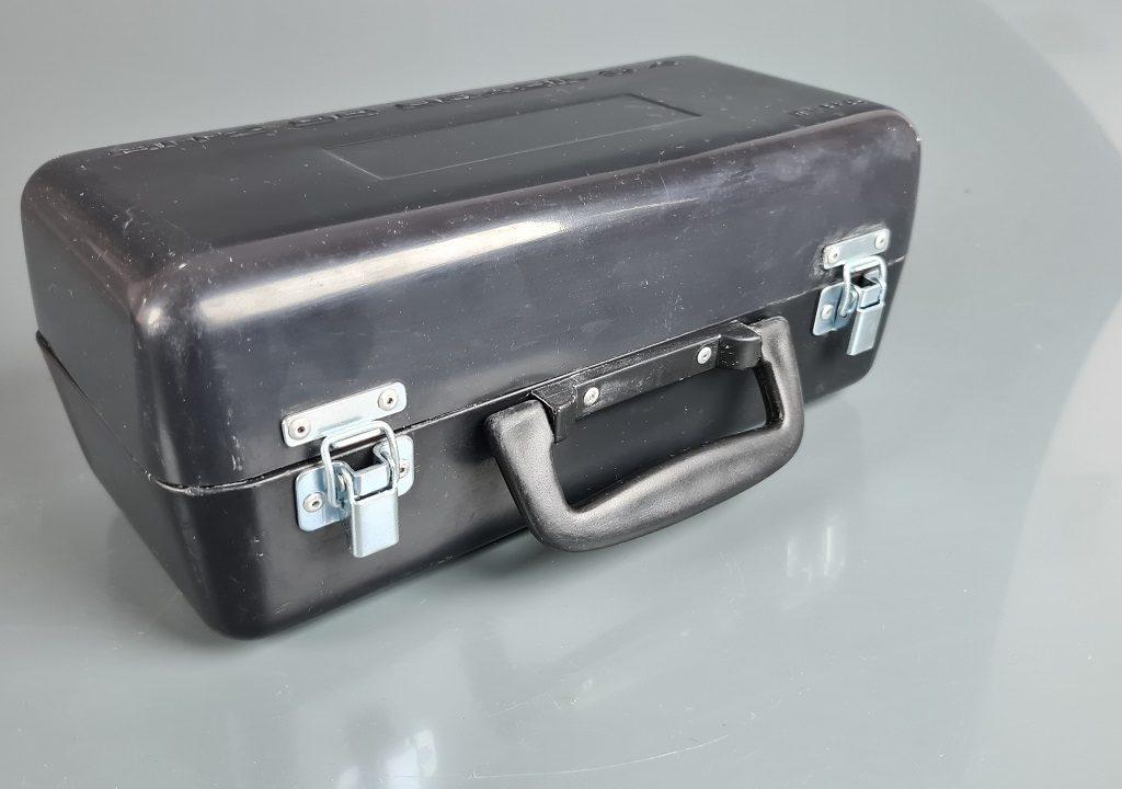Modelo de maleta porta objetos
